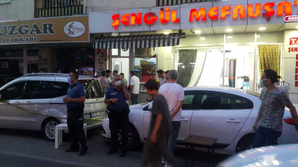 Bursa da otomobilden cadde ortasında rastgele ateş açıldı #6