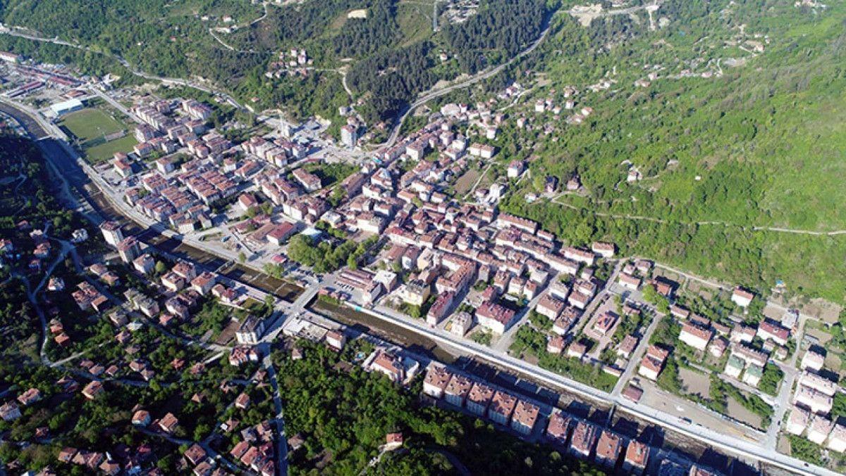 Sel oluşan Bozkurt taki Ezine Çayı, 4 bin metrelik duvarla ıslah edilecek #3