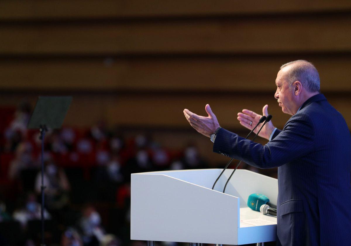 Cumhurbaşkanı Erdoğan Genç Dostu Şehirler Kongresi nde #4