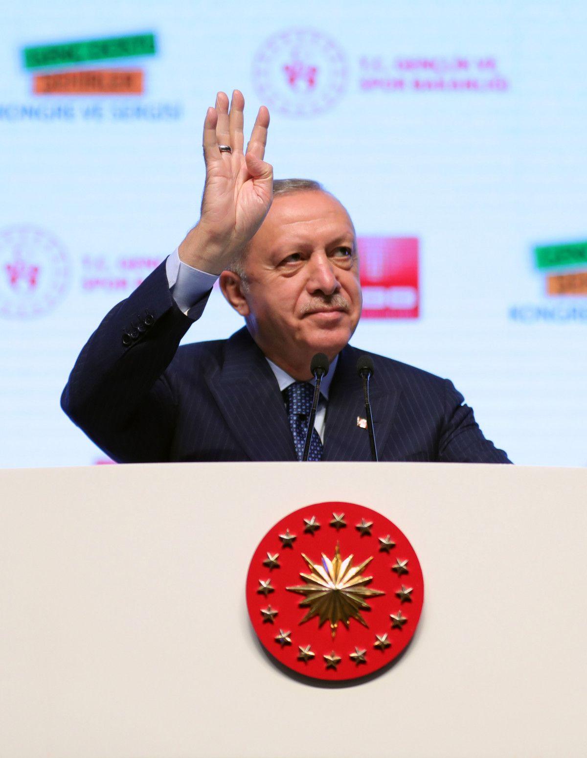 Cumhurbaşkanı Erdoğan Genç Dostu Şehirler Kongresi nde #2