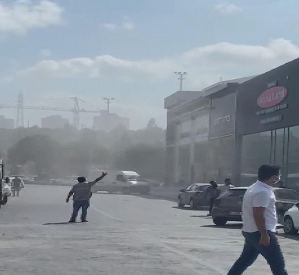 İstanbul İkitelli deki sanayi sitesinde bina çöktü #3