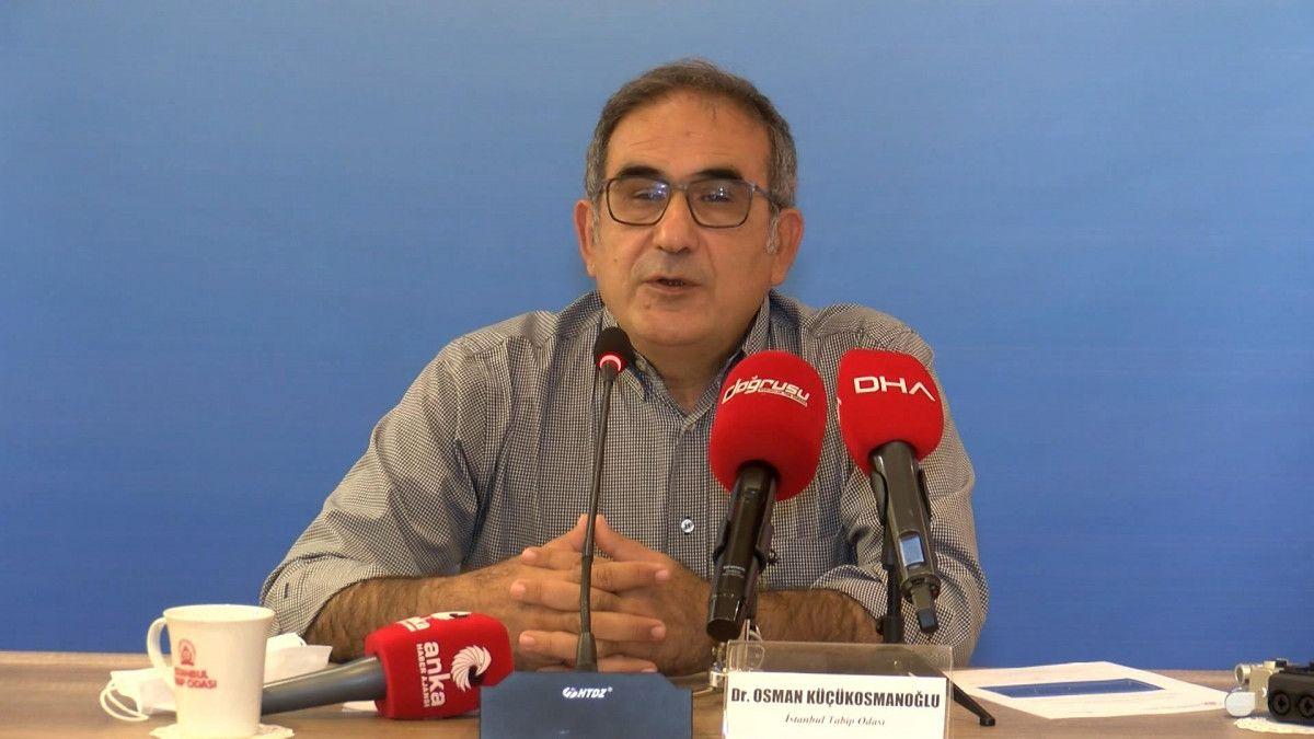 İstanbul Tabip Odası: Aşılamayı hızlandırın, ölümleri durdurun #1