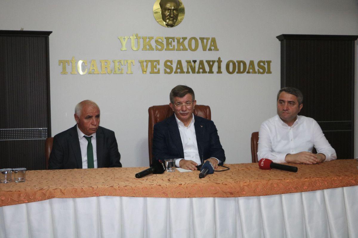 Ahmet Davutoğlu: En büyük Kürt şehri İstanbul dur #1