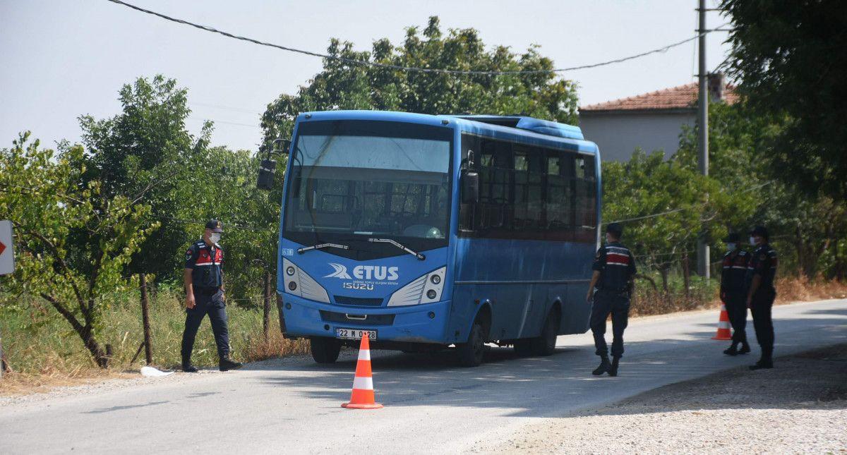 Edirne, Yunan sınırının açıldığı iddiasına inanan Afgan göçmen akınına uğradı #6