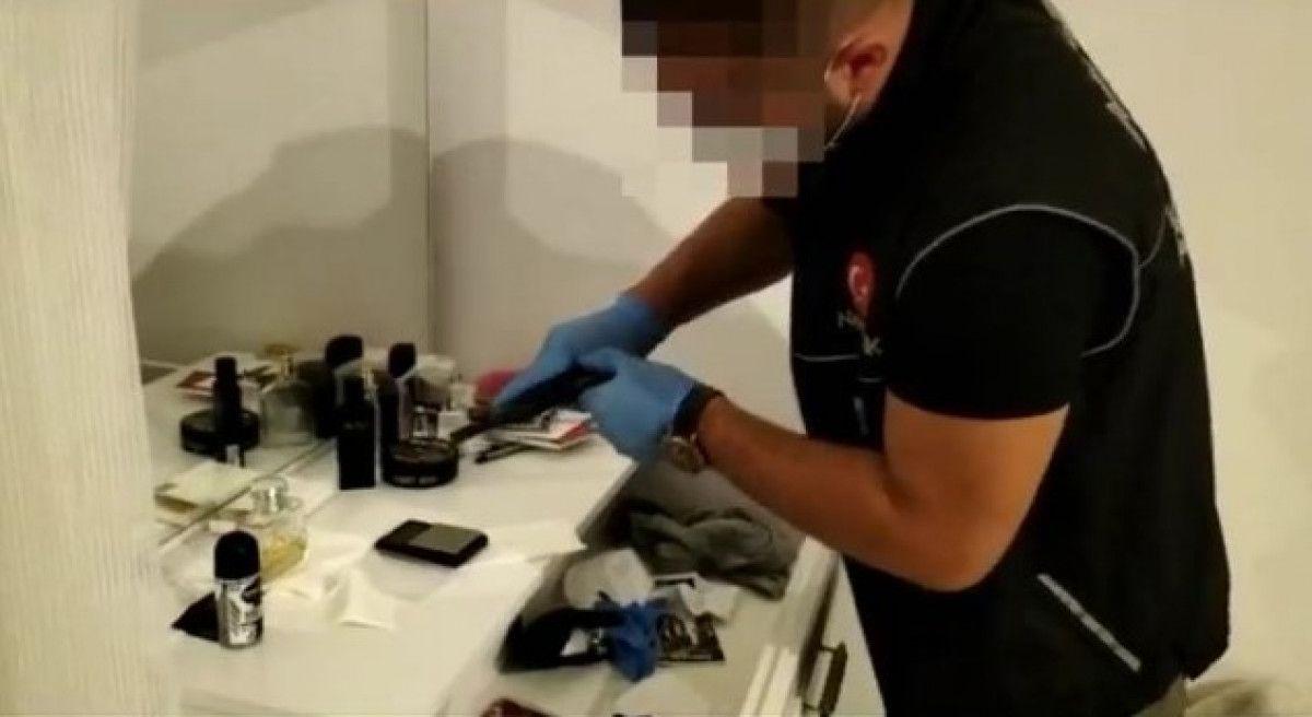 İstanbul da operasyonda, 46 kilo uyuşturucu ele geçirildi #3