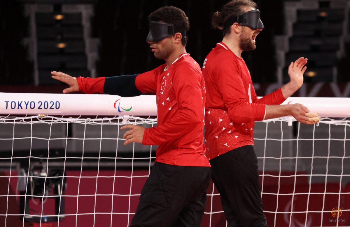 Tokyo Paralimpik Oyunları nda Türkiye golbol takımı, Çin i yendi #1