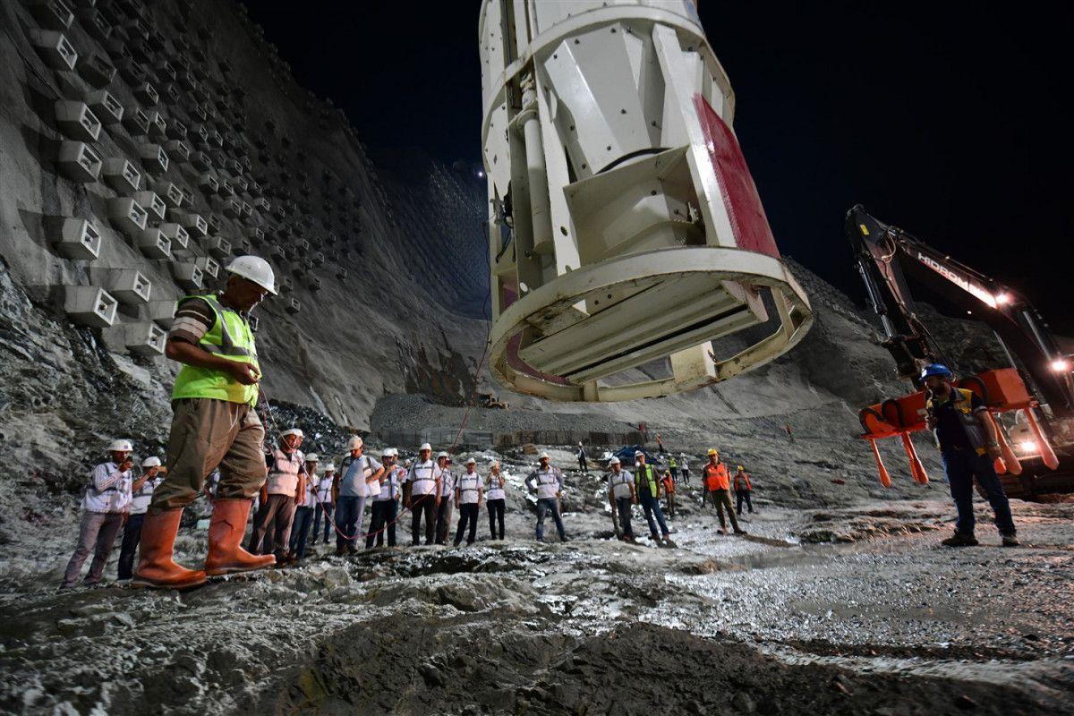 Artvin de yapılan Türkiye nin en yüksek barajı tamamlandı #2