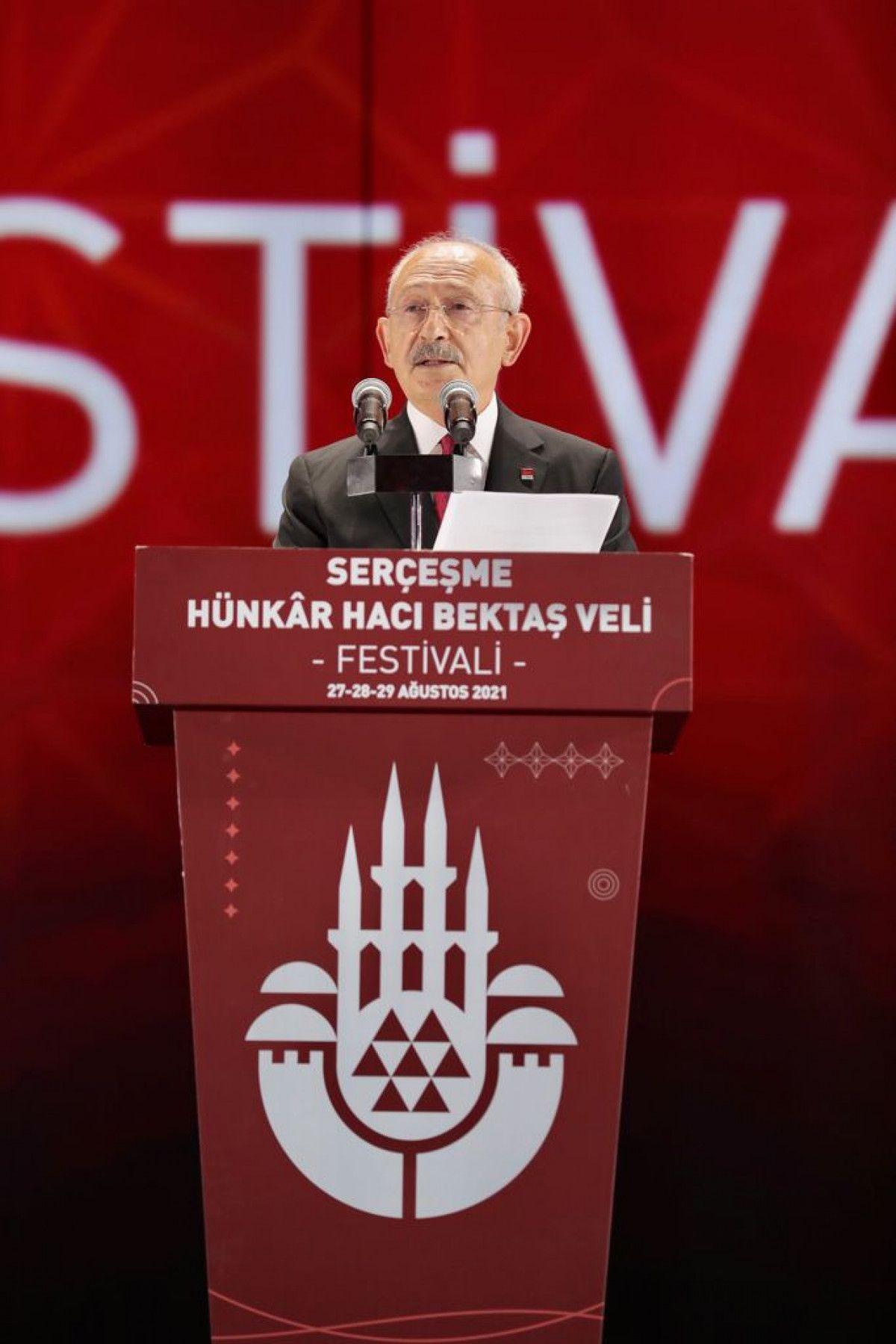 Kemal Kılıçdaroğlu: Dileriz İslam dünyasında adalet ve huzur kazanmış olur #3