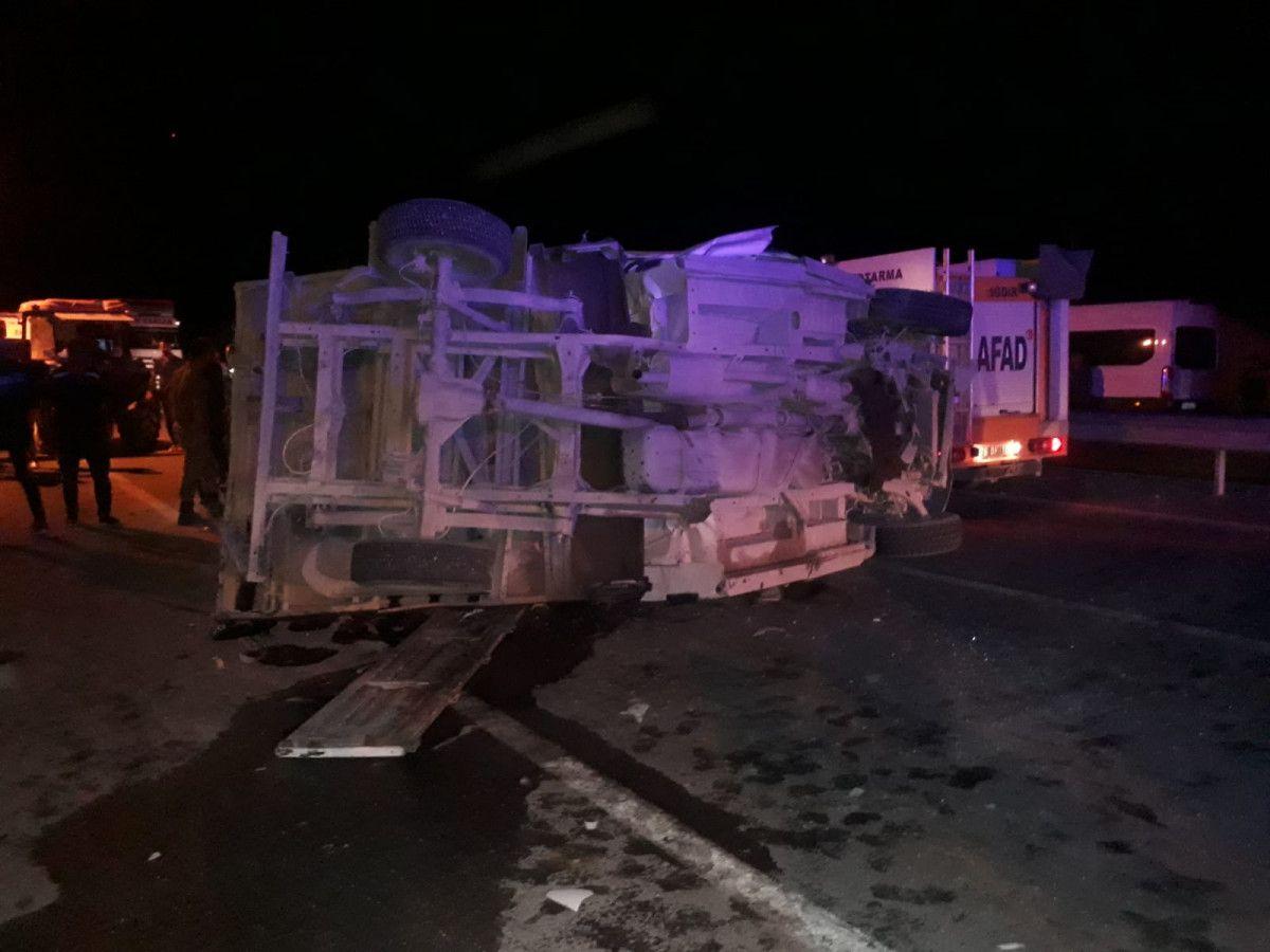 Iğdır'da kaza: 1 ölü, 1 yaralı #3