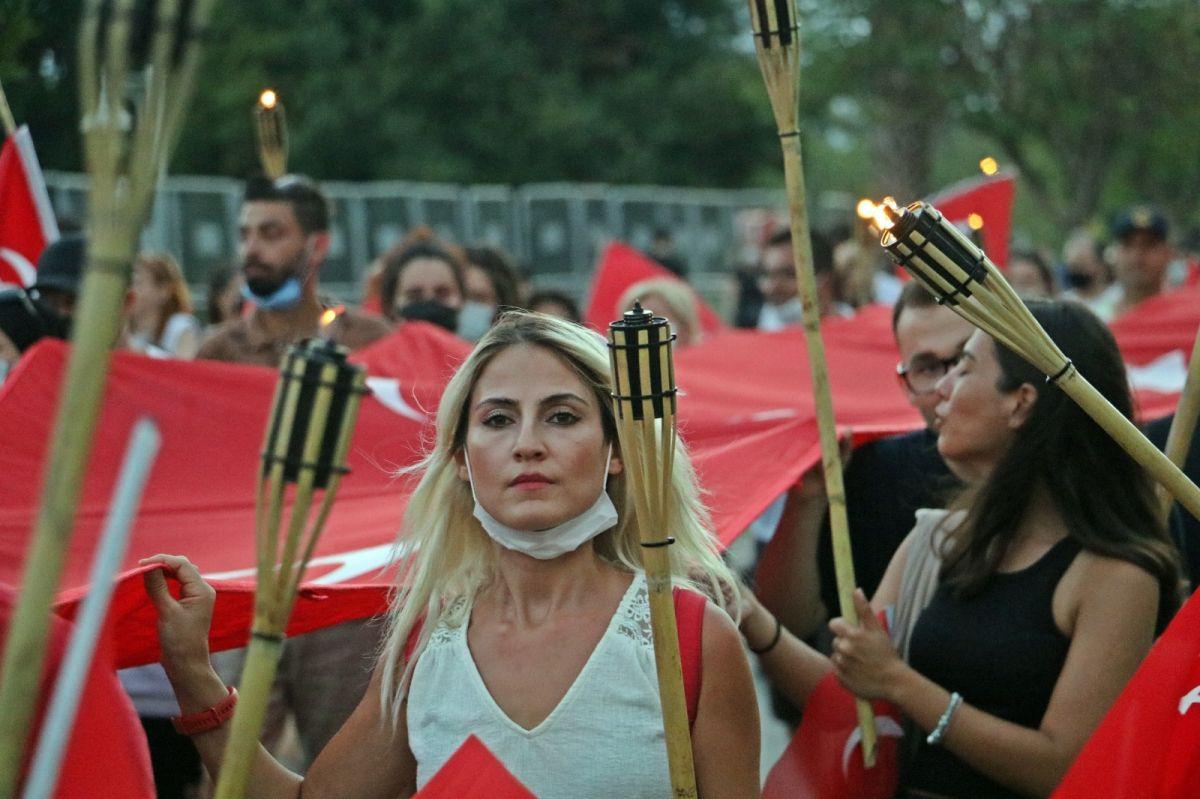 Antalya da HES kodlu fener alayı #4