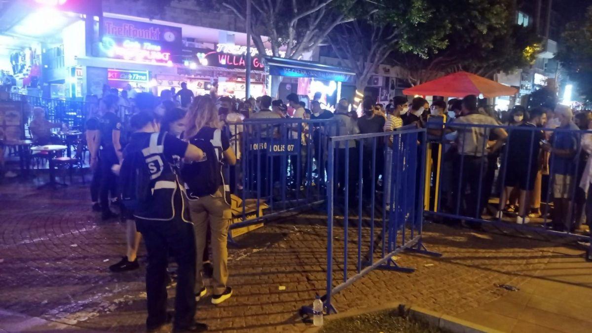 Antalya da HES kodlu fener alayı #11