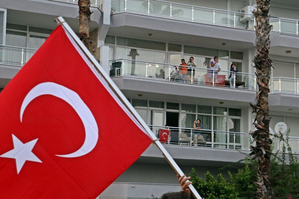 Antalya da HES kodlu fener alayı #7