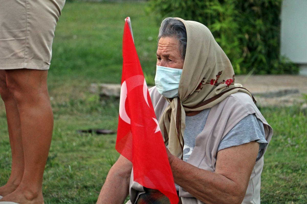Antalya da HES kodlu fener alayı #5