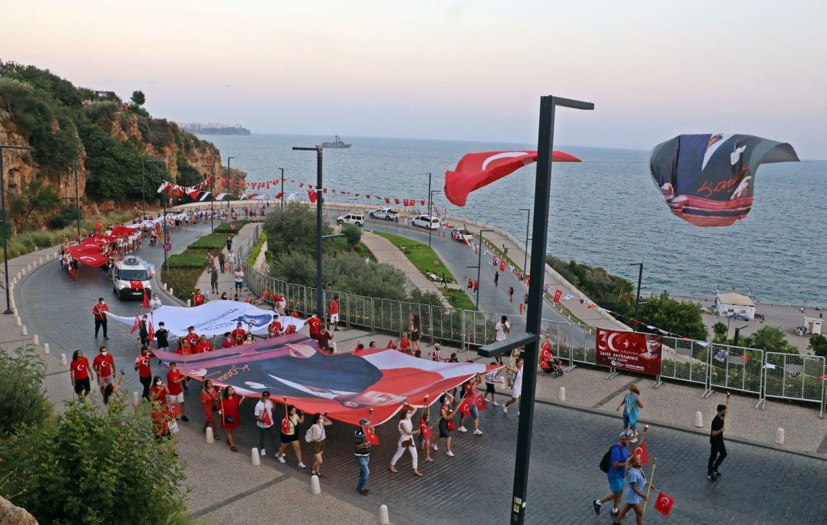 Antalya da HES kodlu fener alayı #8
