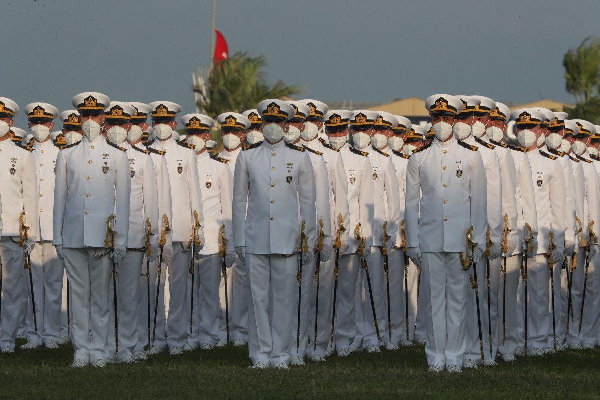 Cumhurbaşkanı Erdoğan, Deniz ve Hava Harp Okulu Diploma Töreni nde #5