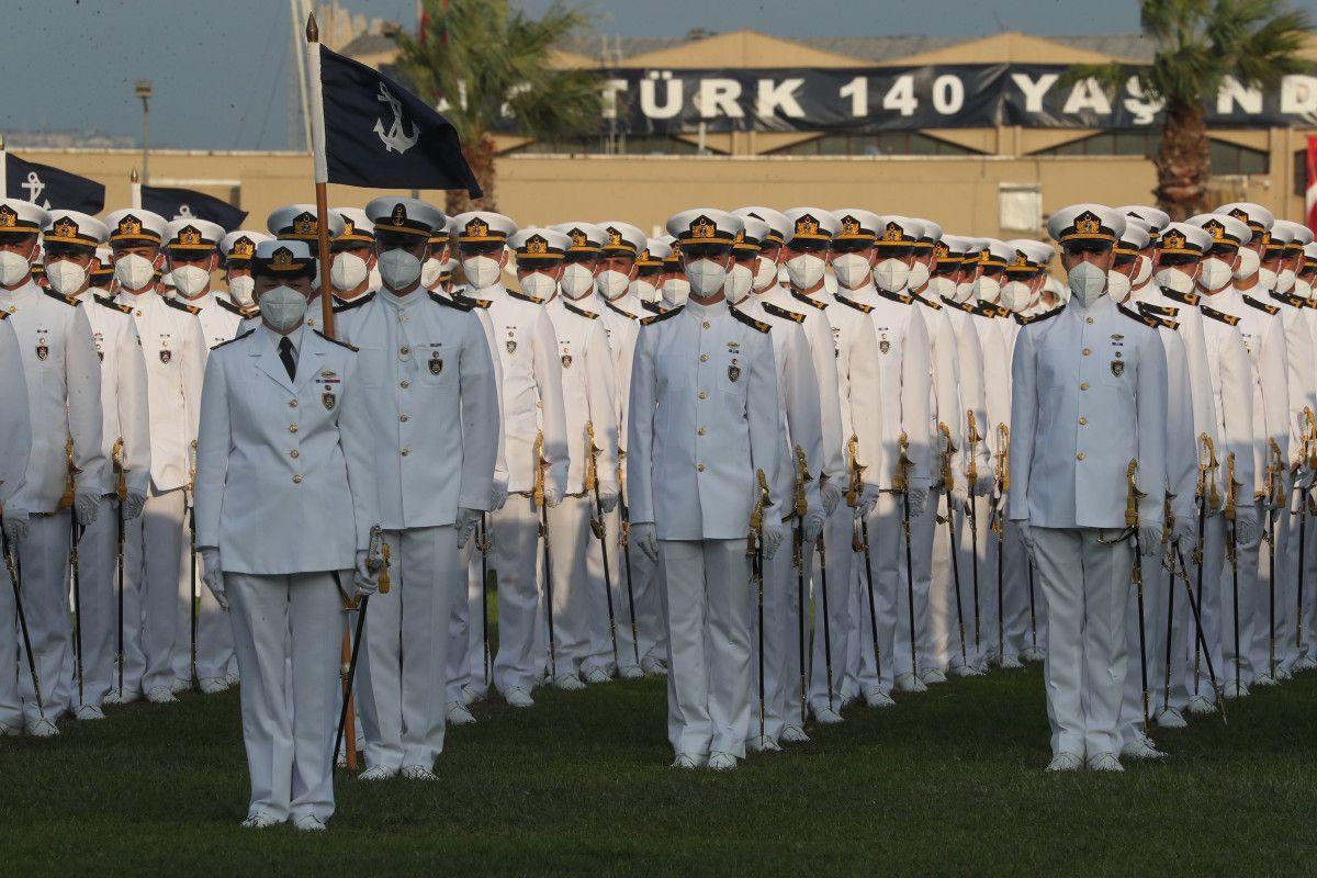 Cumhurbaşkanı Erdoğan, Deniz ve Hava Harp Okulu Diploma Töreni nde #4