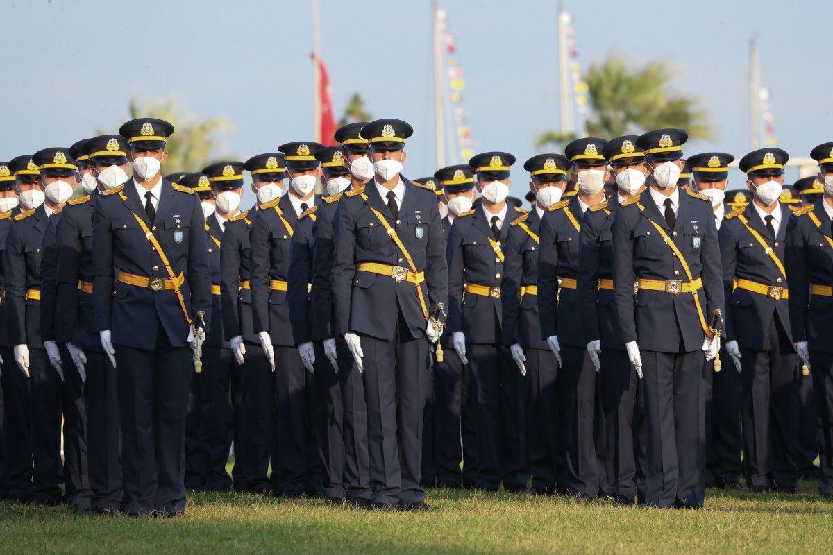Cumhurbaşkanı Erdoğan, Deniz ve Hava Harp Okulu Diploma Töreni nde #7