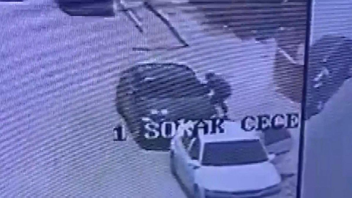 Konya da araç takibi yapan hırsızlar, camı kırıp 200 bin lirayı çaldı #3