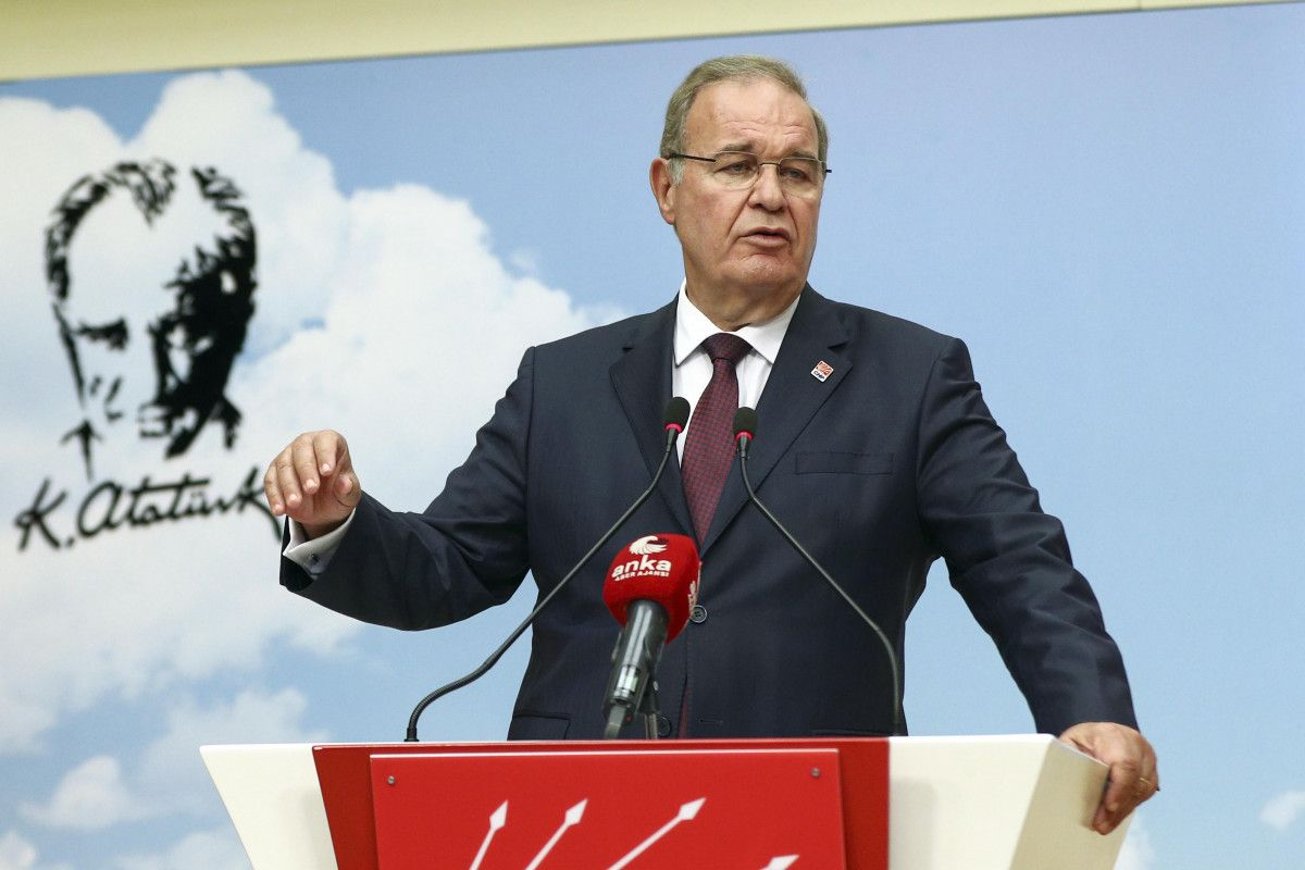 Faik Öztrak: Tanju Özcan ın ifadeleri kabul edilemez #2