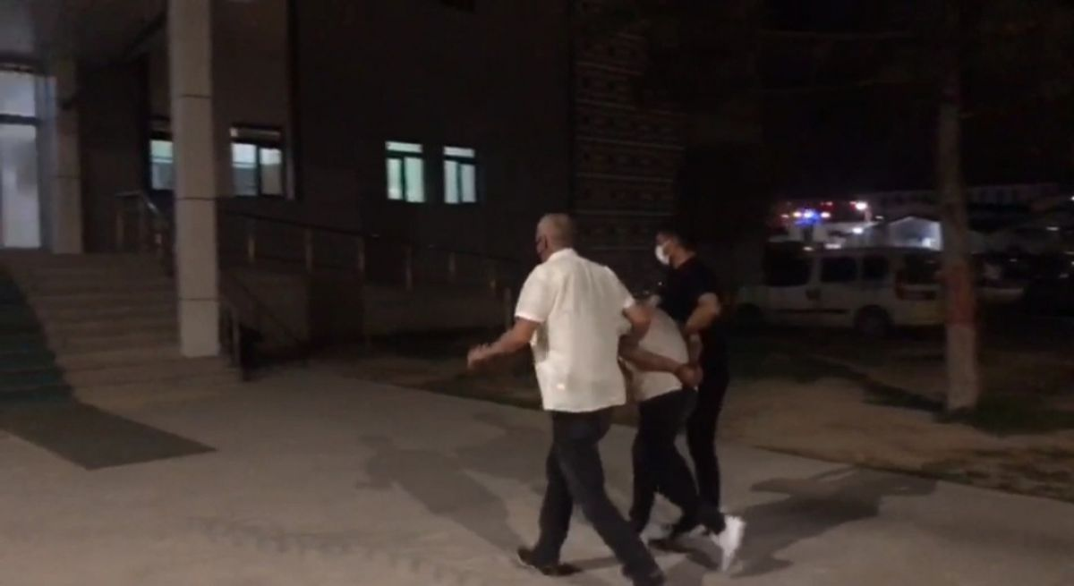 Van da 14 yıl hapis cezası bulunan firari hükümlü, yakalandı #2