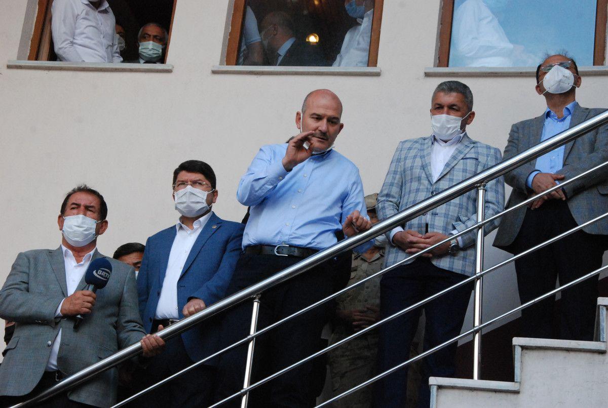 Bakan Soylu: Sel afetinin bilançosu 3.5 milyon lira #6