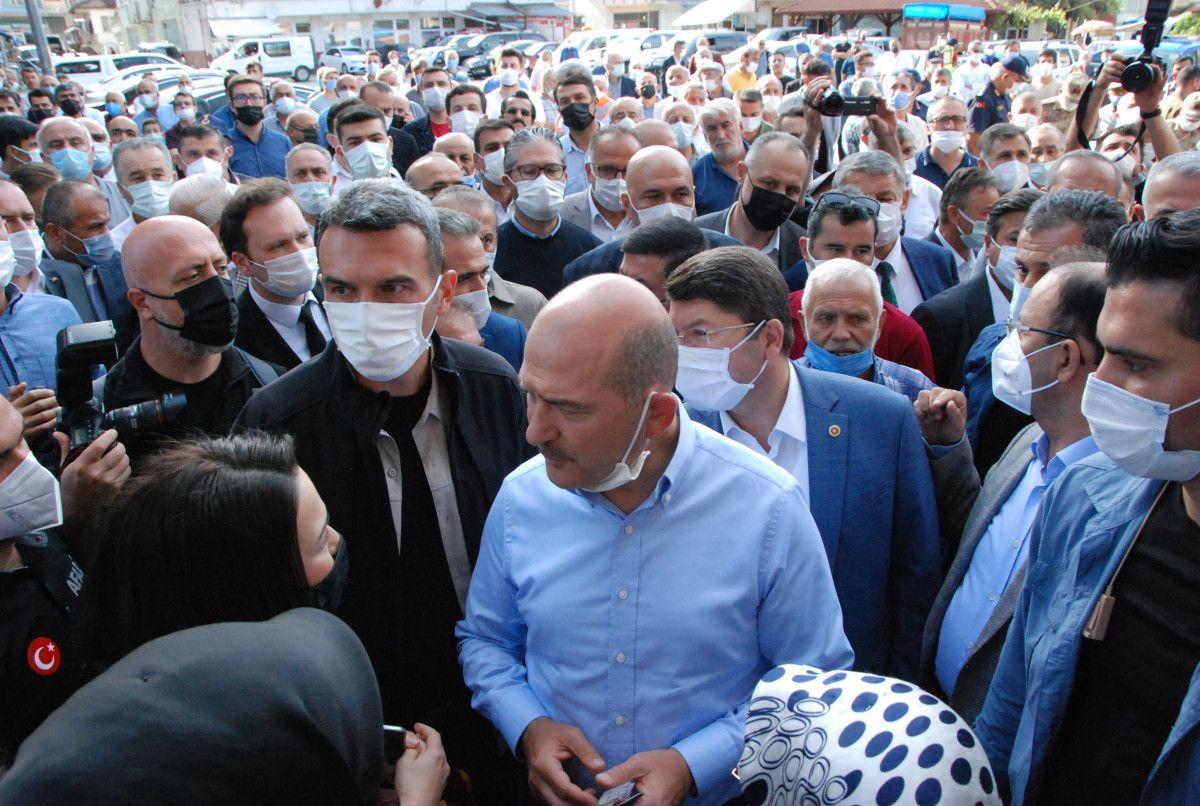 Bakan Soylu: Sel afetinin bilançosu 3.5 milyon lira #4