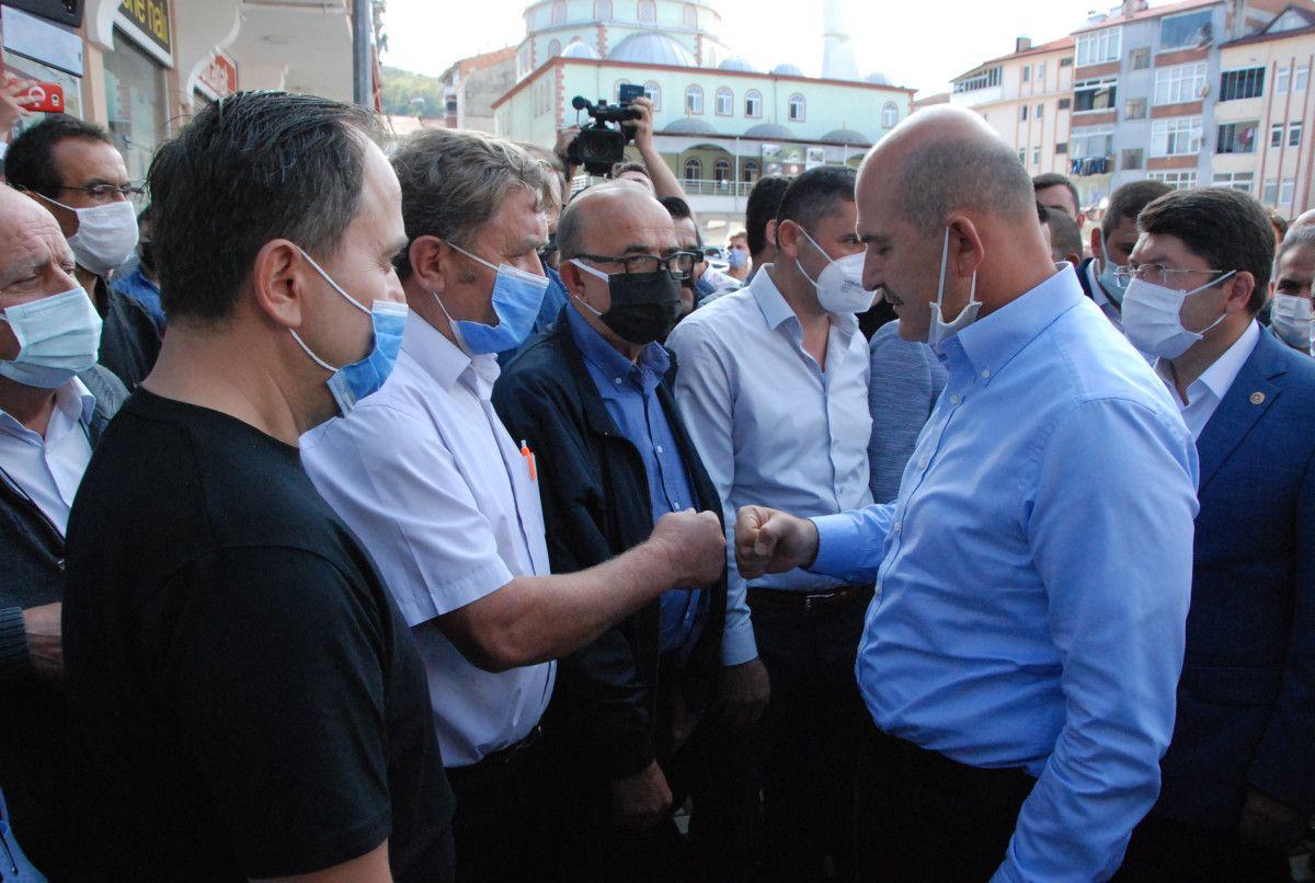 Bakan Soylu: Sel afetinin bilançosu 3.5 milyon lira #1