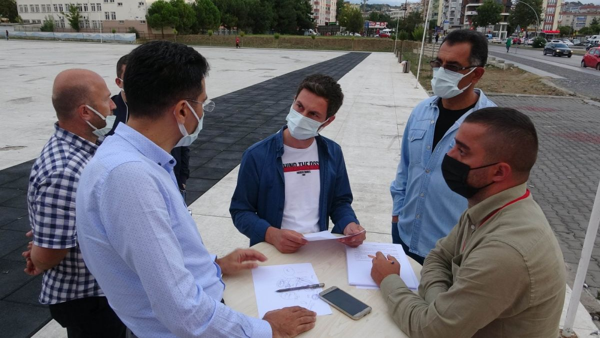 Samsun da doktorun aşı karşıtı vatandaşı ikna yöntemi #7