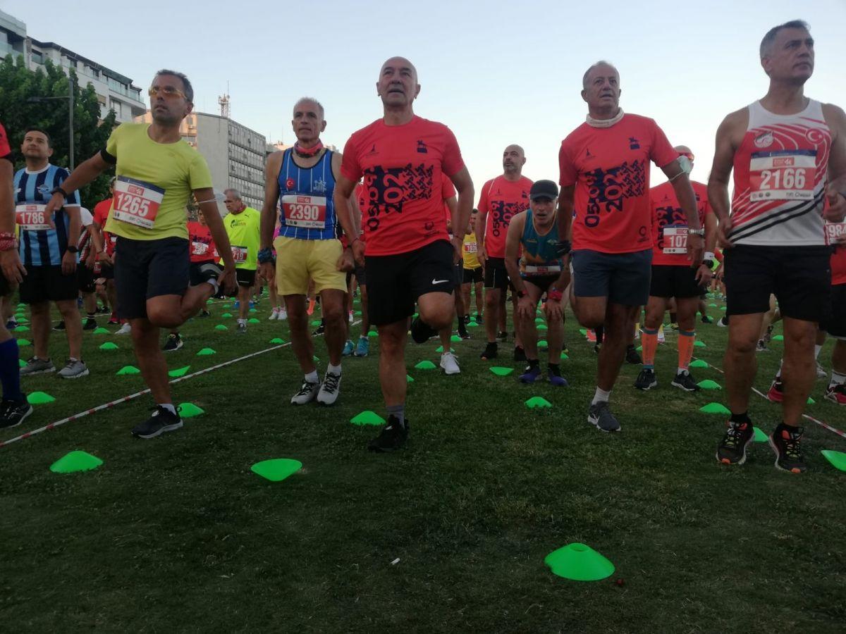 İzmir de 9 Eylül Yarı Maratonu koşuldu #4