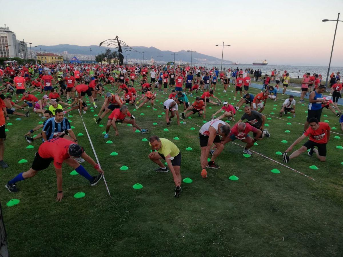 İzmir de 9 Eylül Yarı Maratonu koşuldu #5