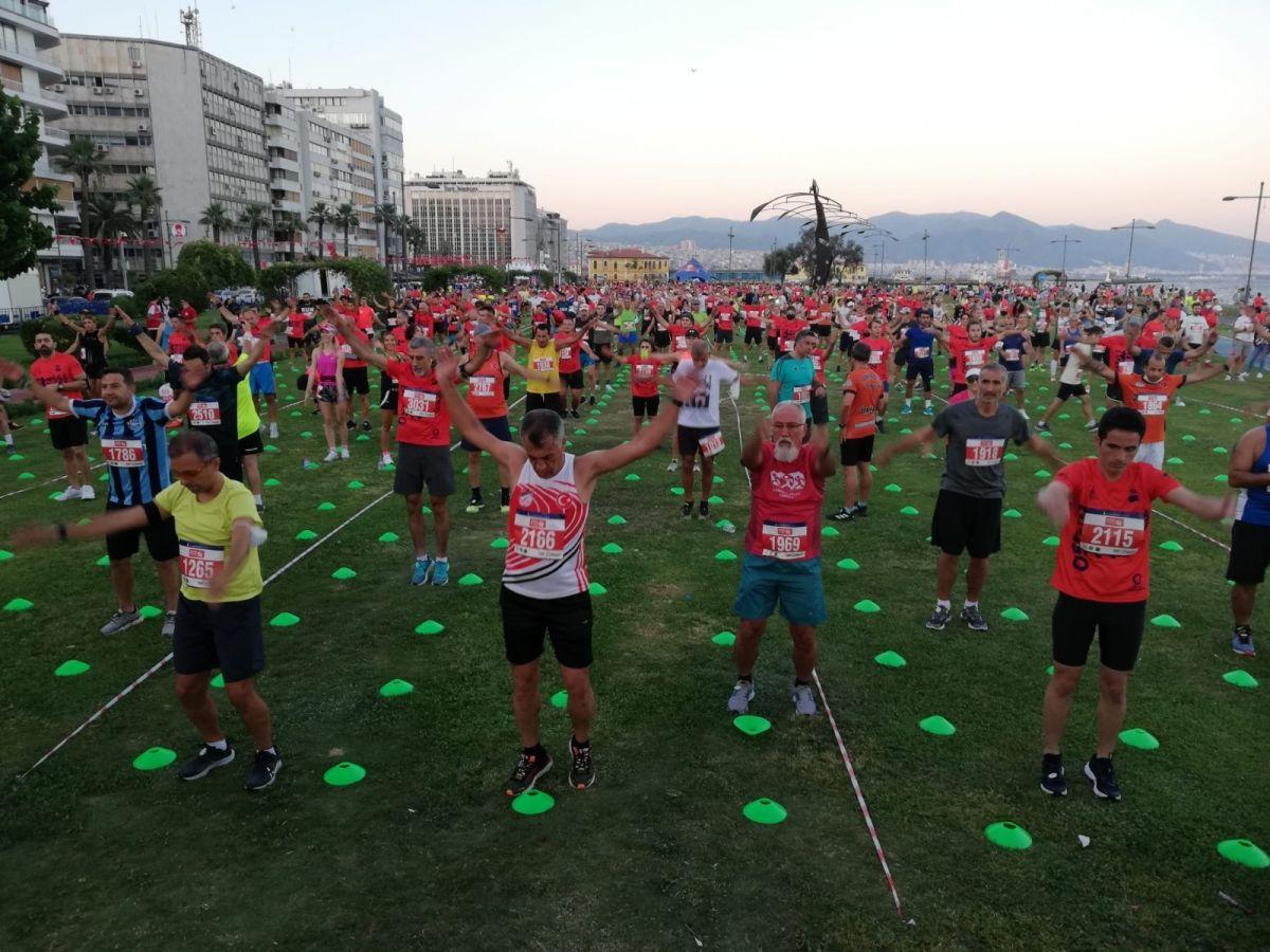 İzmir de 9 Eylül Yarı Maratonu koşuldu #6