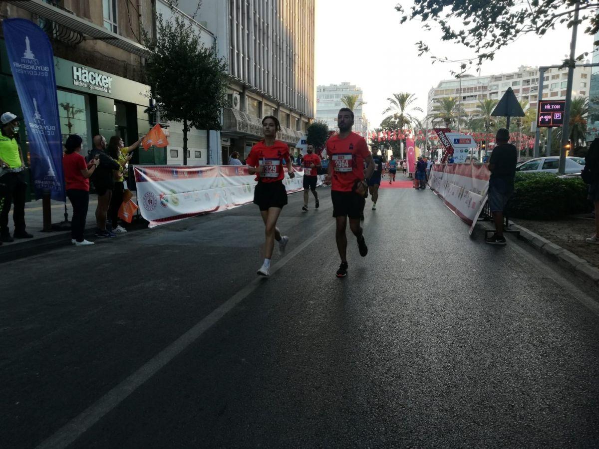 İzmir de 9 Eylül Yarı Maratonu koşuldu #3