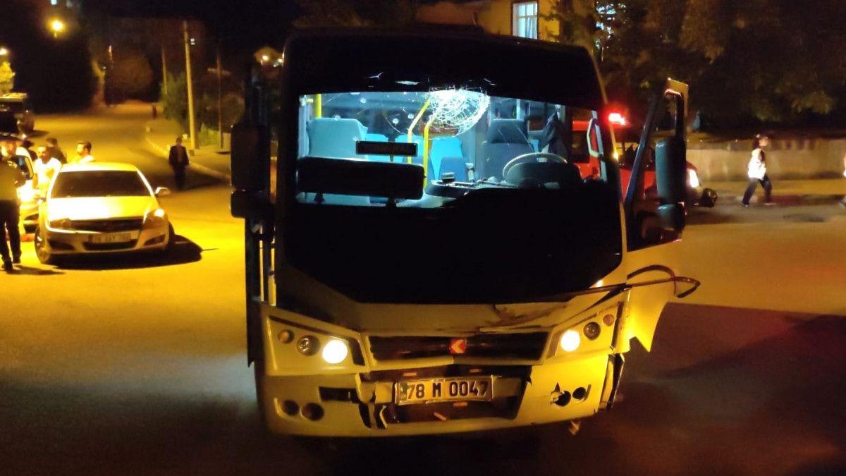 Karabük te kaza: 8 yaralı #4