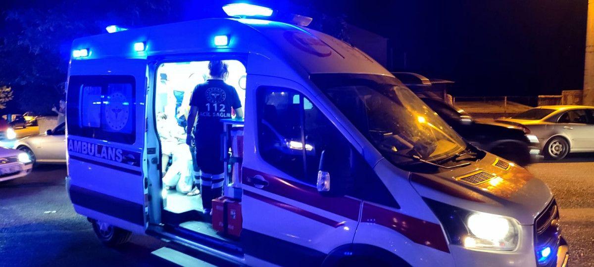 Karabük te kaza: 8 yaralı #5