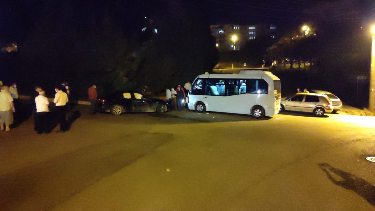 Karabük te kaza: 8 yaralı #7