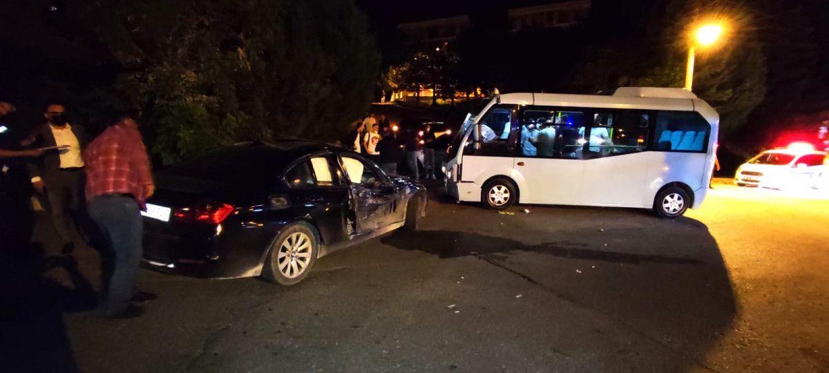 Karabük te kaza: 8 yaralı #6