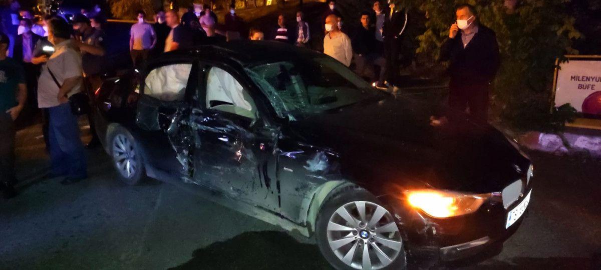 Karabük te kaza: 8 yaralı #2