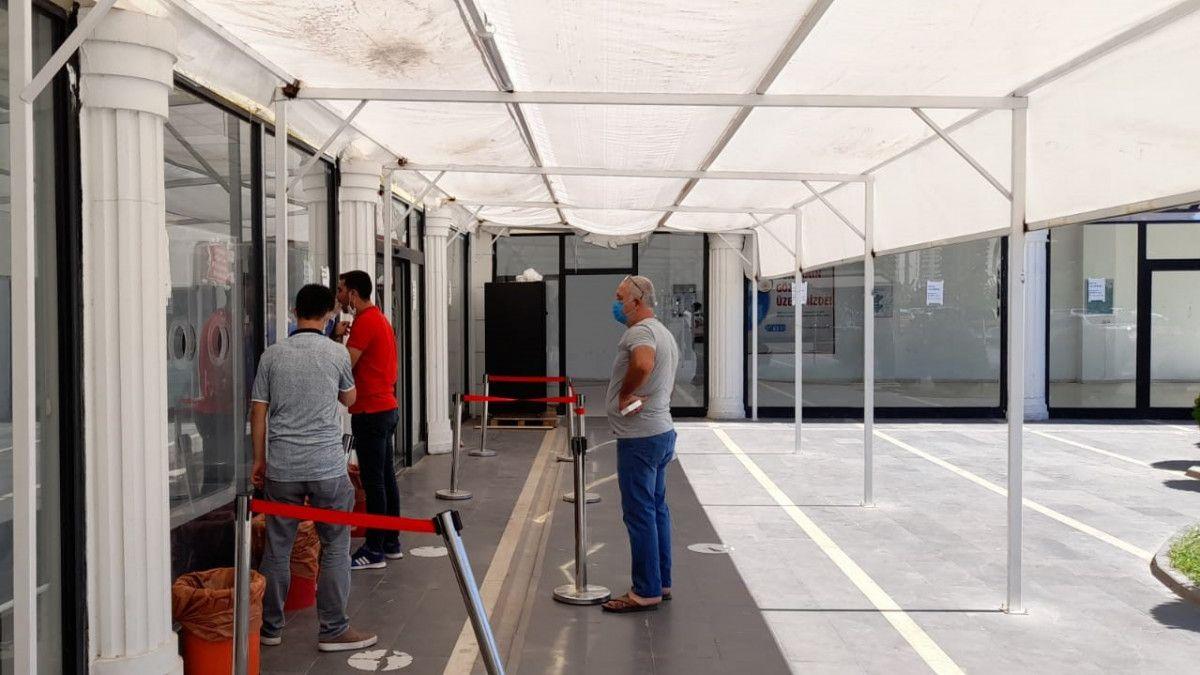 PCR testi zorunlu olunca, Diyarbakır da aşısızlar hastanelere akın etti #5