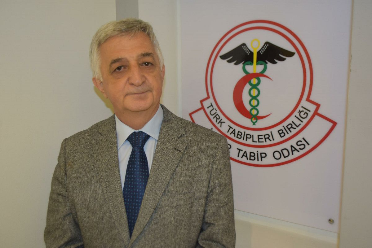 İzmir Tabip Odası Başkanı Çamlı: Şu andaki pandemi, aşısızlar pandemisi #4