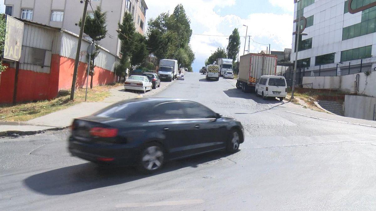 Esenyurt ta kaza yapan sürücü olay yerinden kaçtı #2