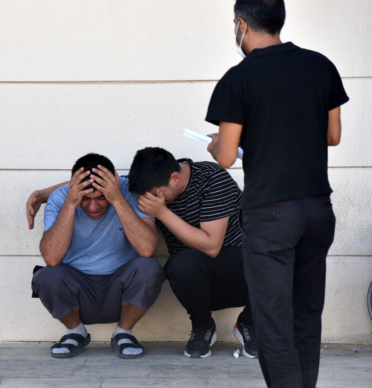 Antalya da kalp krizi geçiren 16 yaşındaki Efe Asaf hayatını kaybetti #5