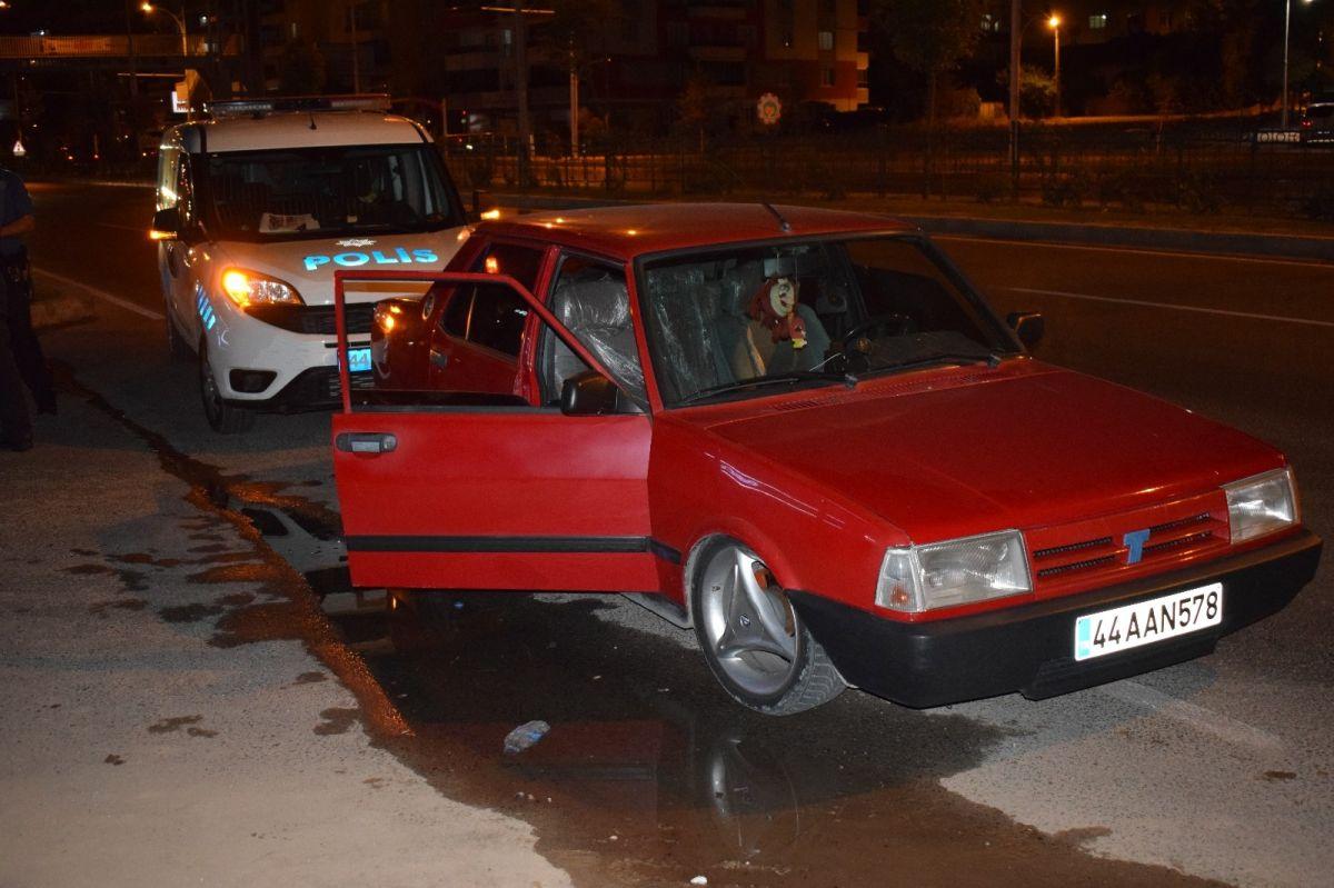 Malatya'da silahlı kavga sonrası kaçan şüpheliler yakalandı #5