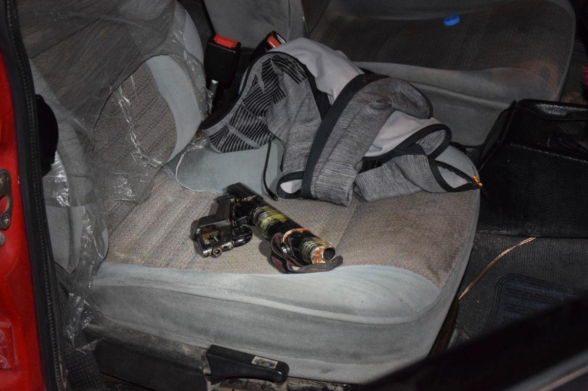 Malatya'da silahlı kavga sonrası kaçan şüpheliler yakalandı #1