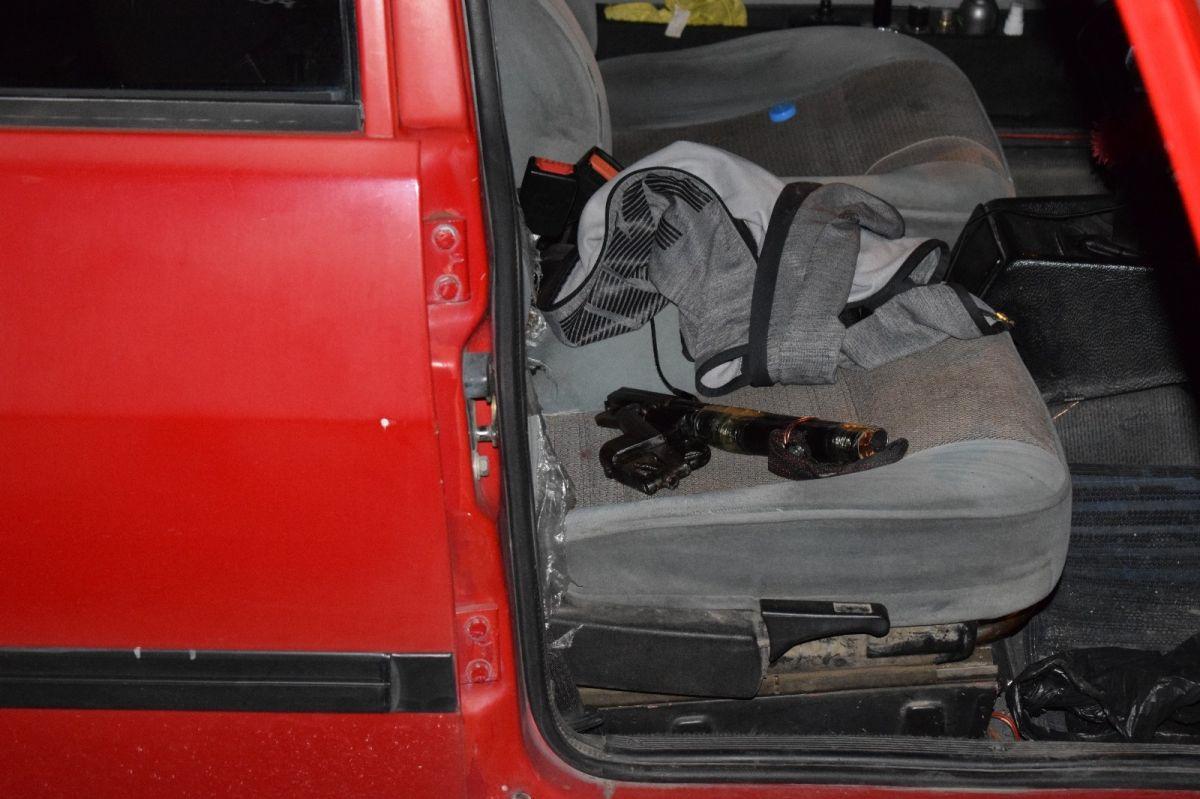Malatya'da silahlı kavga sonrası kaçan şüpheliler yakalandı #2