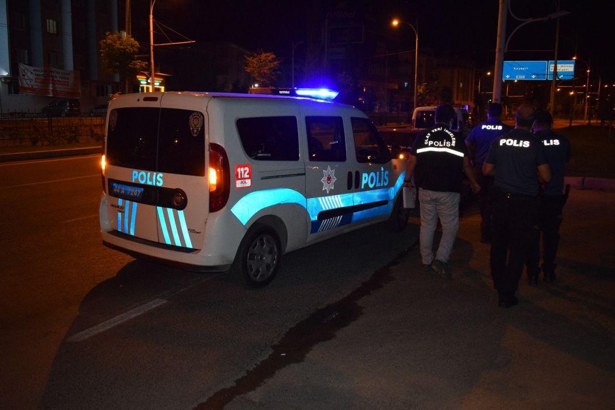Malatya'da silahlı kavga sonrası kaçan şüpheliler yakalandı #7