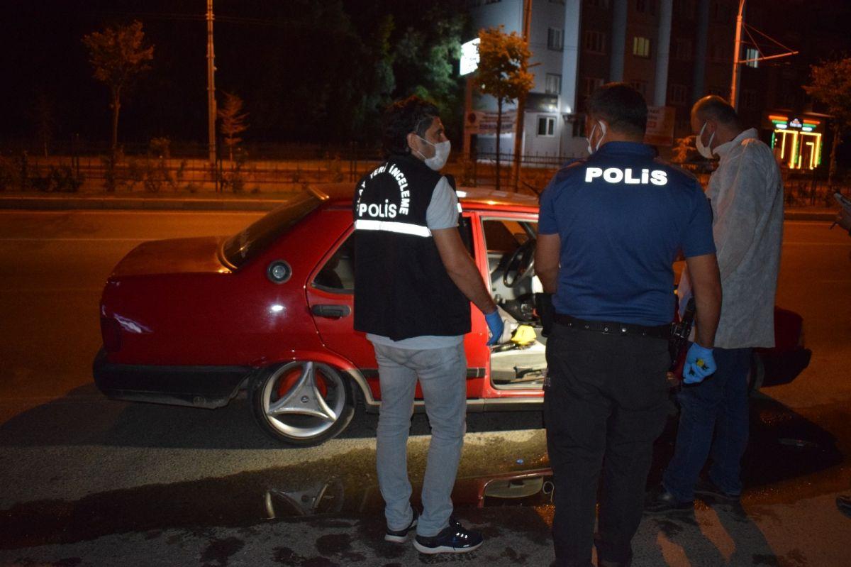 Malatya'da silahlı kavga sonrası kaçan şüpheliler yakalandı #4
