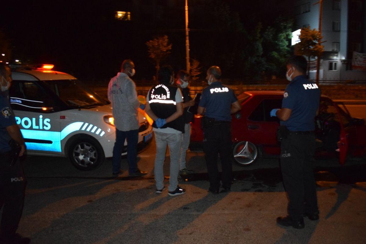 Malatya'da silahlı kavga sonrası kaçan şüpheliler yakalandı #6
