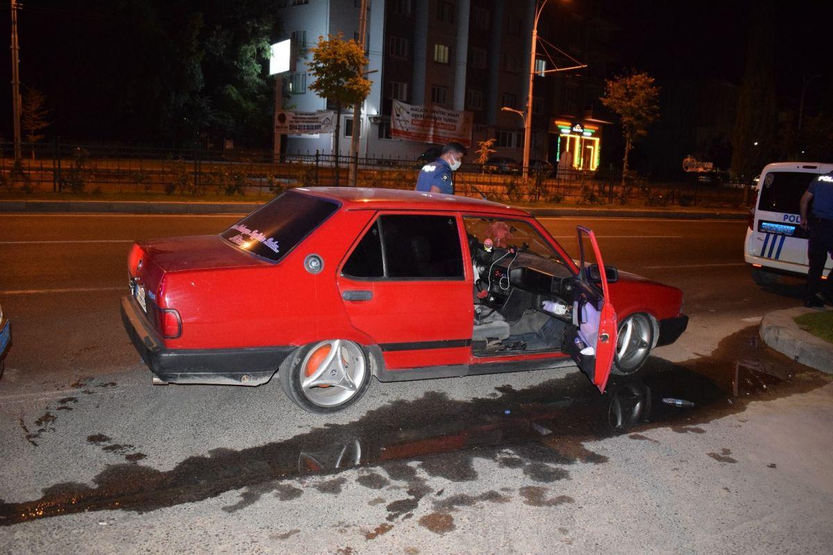 Malatya'da silahlı kavga sonrası kaçan şüpheliler yakalandı #3