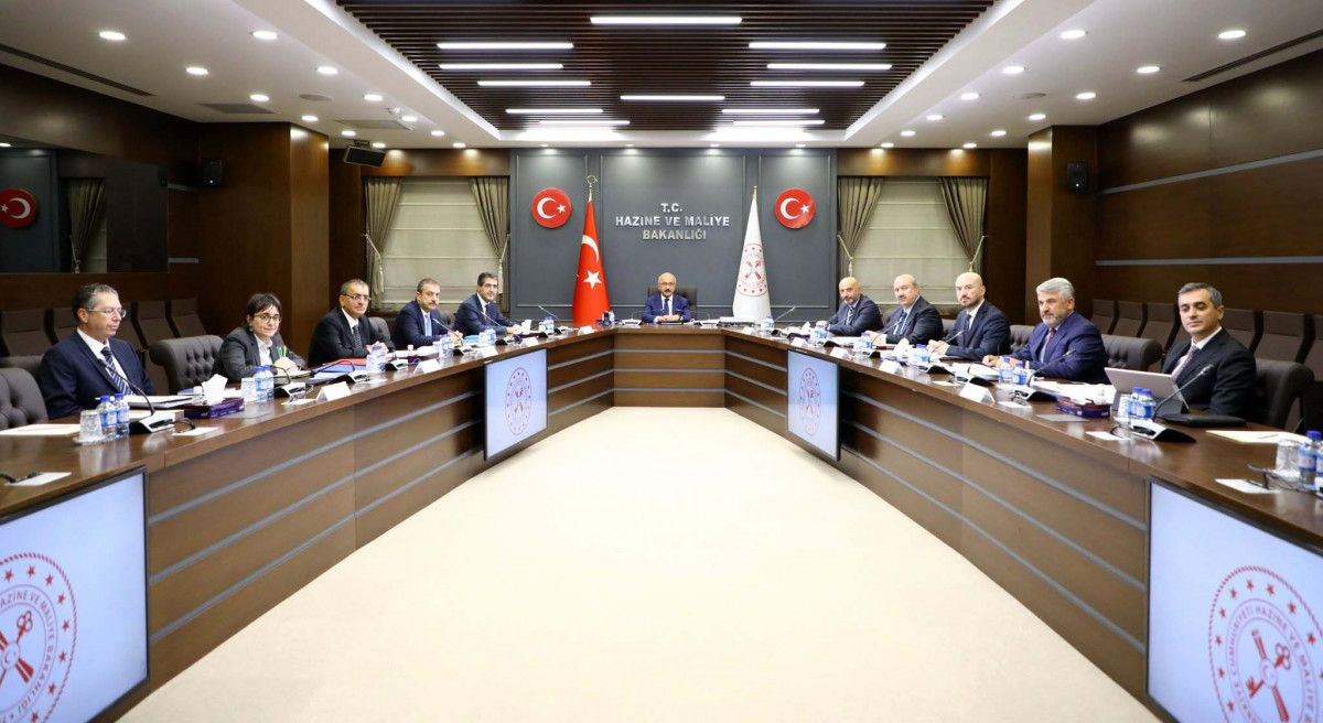Finansal İstikrar Komitesi toplandı #2