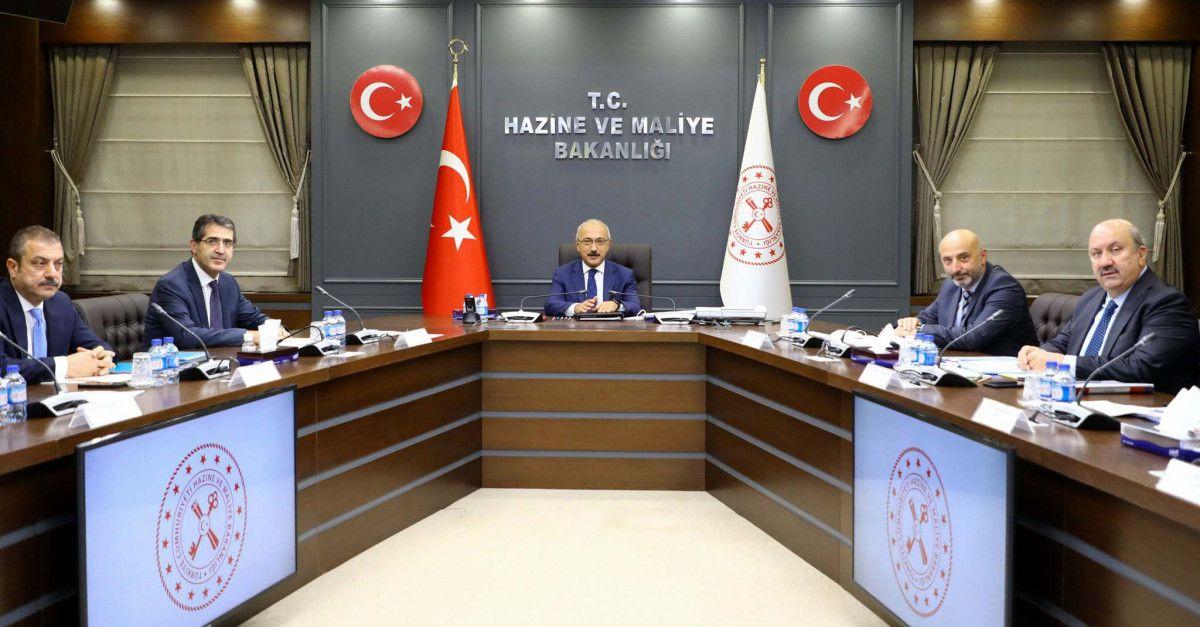 Finansal İstikrar Komitesi toplandı #1